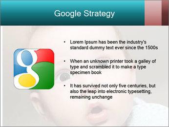 Cute  baby PowerPoint Template - Slide 10