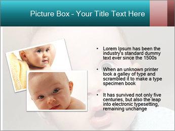 Cute  baby PowerPoint Template - Slide 20