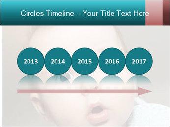 Cute  baby PowerPoint Template - Slide 29