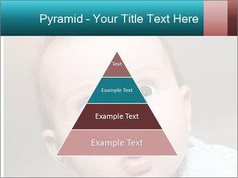 Cute  baby PowerPoint Template - Slide 30