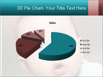 Cute  baby PowerPoint Template - Slide 35