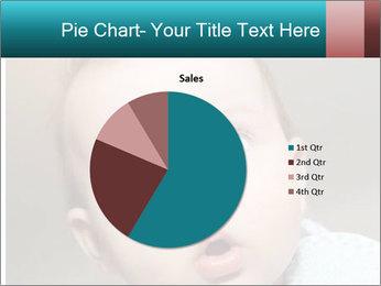 Cute  baby PowerPoint Template - Slide 36