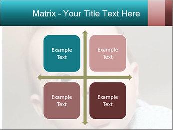 Cute  baby PowerPoint Template - Slide 37