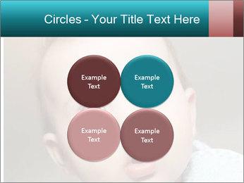Cute  baby PowerPoint Template - Slide 38