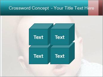 Cute  baby PowerPoint Template - Slide 39
