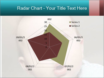 Cute  baby PowerPoint Template - Slide 51