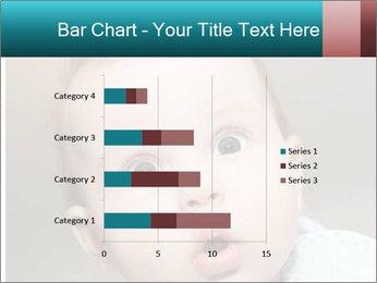 Cute  baby PowerPoint Template - Slide 52
