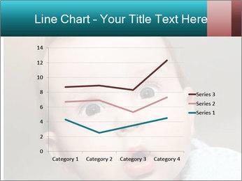 Cute  baby PowerPoint Template - Slide 54