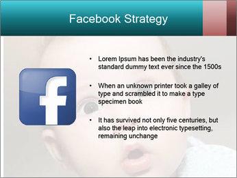 Cute  baby PowerPoint Template - Slide 6