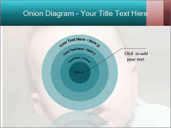 Cute  baby PowerPoint Template - Slide 61