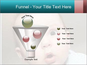 Cute  baby PowerPoint Template - Slide 63