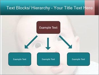 Cute  baby PowerPoint Template - Slide 69