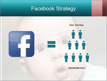 Cute  baby PowerPoint Template - Slide 7