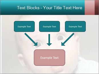 Cute  baby PowerPoint Template - Slide 70