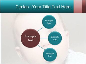Cute  baby PowerPoint Template - Slide 79