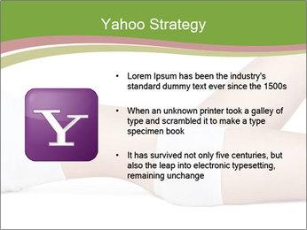 Slim Female Body PowerPoint Template - Slide 11