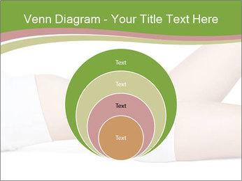 Slim Female Body PowerPoint Template - Slide 34