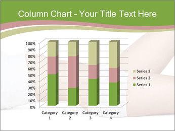 Slim Female Body PowerPoint Template - Slide 50