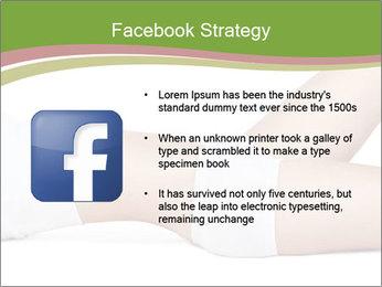 Slim Female Body PowerPoint Template - Slide 6