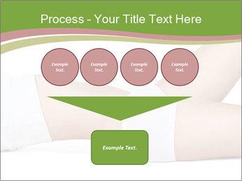 Slim Female Body PowerPoint Template - Slide 93