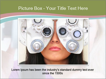 Ophthalmologist PowerPoint Template - Slide 15