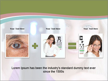 Ophthalmologist PowerPoint Template - Slide 22