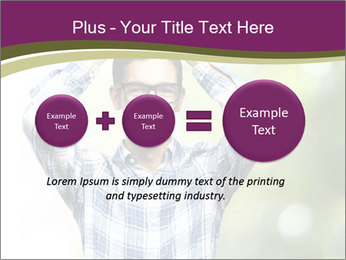 Student With Books PowerPoint Templates - Slide 75