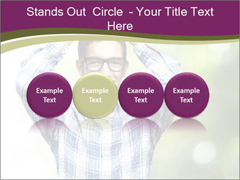 Student With Books PowerPoint Templates - Slide 76