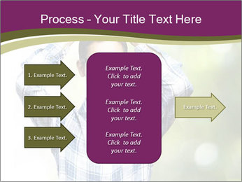 Student With Books PowerPoint Templates - Slide 85