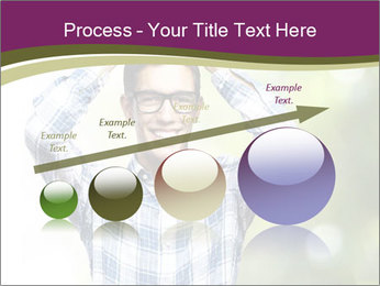 Student With Books PowerPoint Templates - Slide 87
