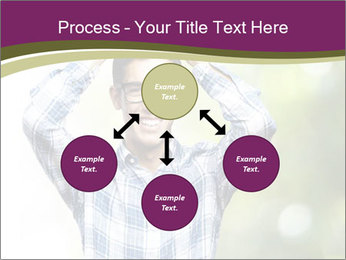 Student With Books PowerPoint Templates - Slide 91