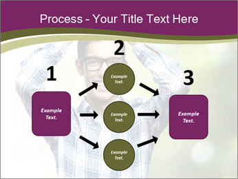 Student With Books PowerPoint Templates - Slide 92