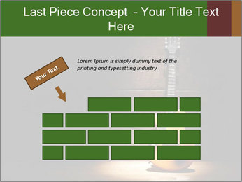 Electric guitar PowerPoint Templates - Slide 46