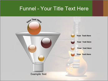 Electric guitar PowerPoint Templates - Slide 63