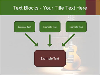 Electric guitar PowerPoint Templates - Slide 70
