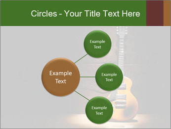 Electric guitar PowerPoint Templates - Slide 79