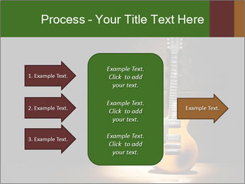 Electric guitar PowerPoint Templates - Slide 85