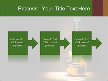 Electric guitar PowerPoint Templates - Slide 88