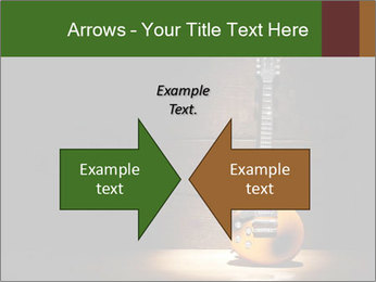 Electric guitar PowerPoint Templates - Slide 90