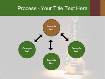 Electric guitar PowerPoint Templates - Slide 91