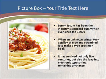 Soy Meat Dish PowerPoint Template - Slide 13