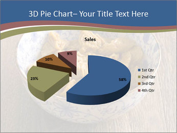 Soy Meat Dish PowerPoint Template - Slide 35
