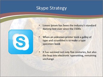 Soy Meat Dish PowerPoint Template - Slide 8