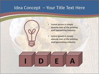 Soy Meat Dish PowerPoint Template - Slide 80