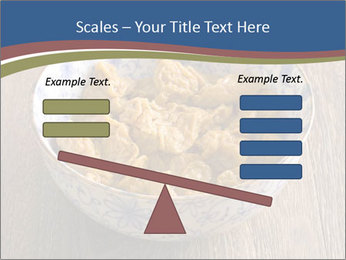 Soy Meat Dish PowerPoint Template - Slide 89