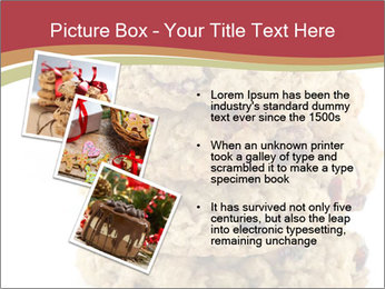 Sweet Cookie PowerPoint Templates - Slide 17