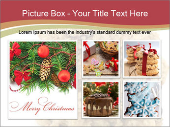 Sweet Cookie PowerPoint Templates - Slide 19