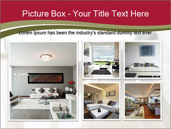 Stylish Living Room PowerPoint Templates - Slide 19