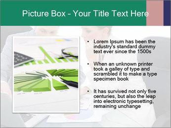 Business Teamwork PowerPoint Template - Slide 13
