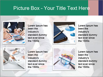 Business Teamwork PowerPoint Templates - Slide 14